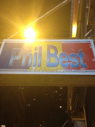 phil best sign