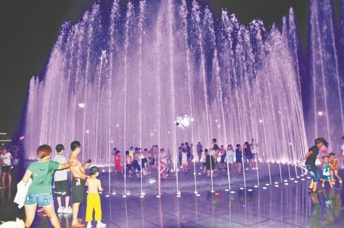 hubei fountain